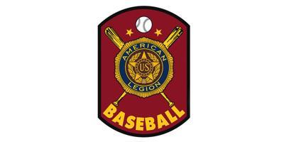 American Legion baseball red logo