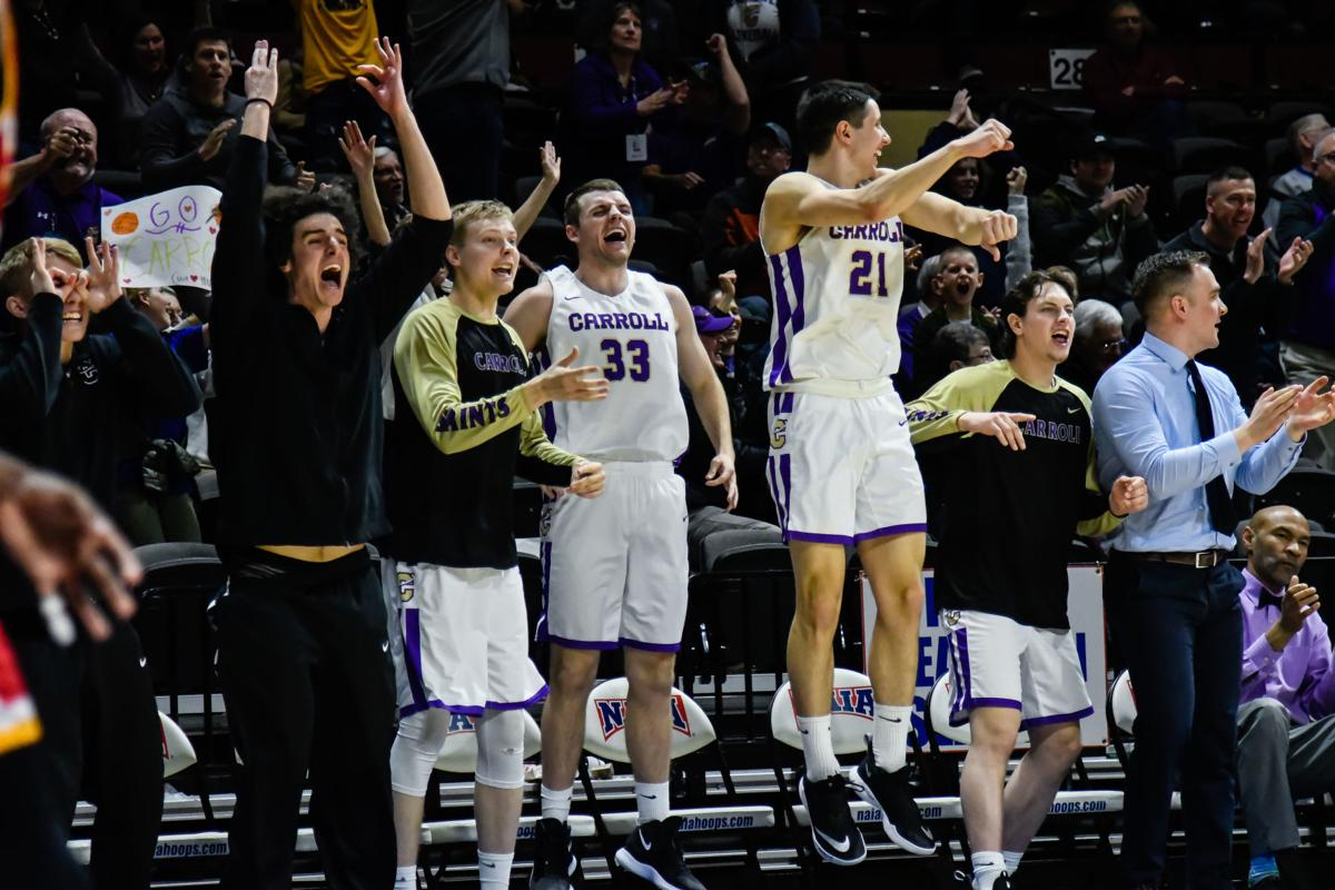 Carroll College men's basketball