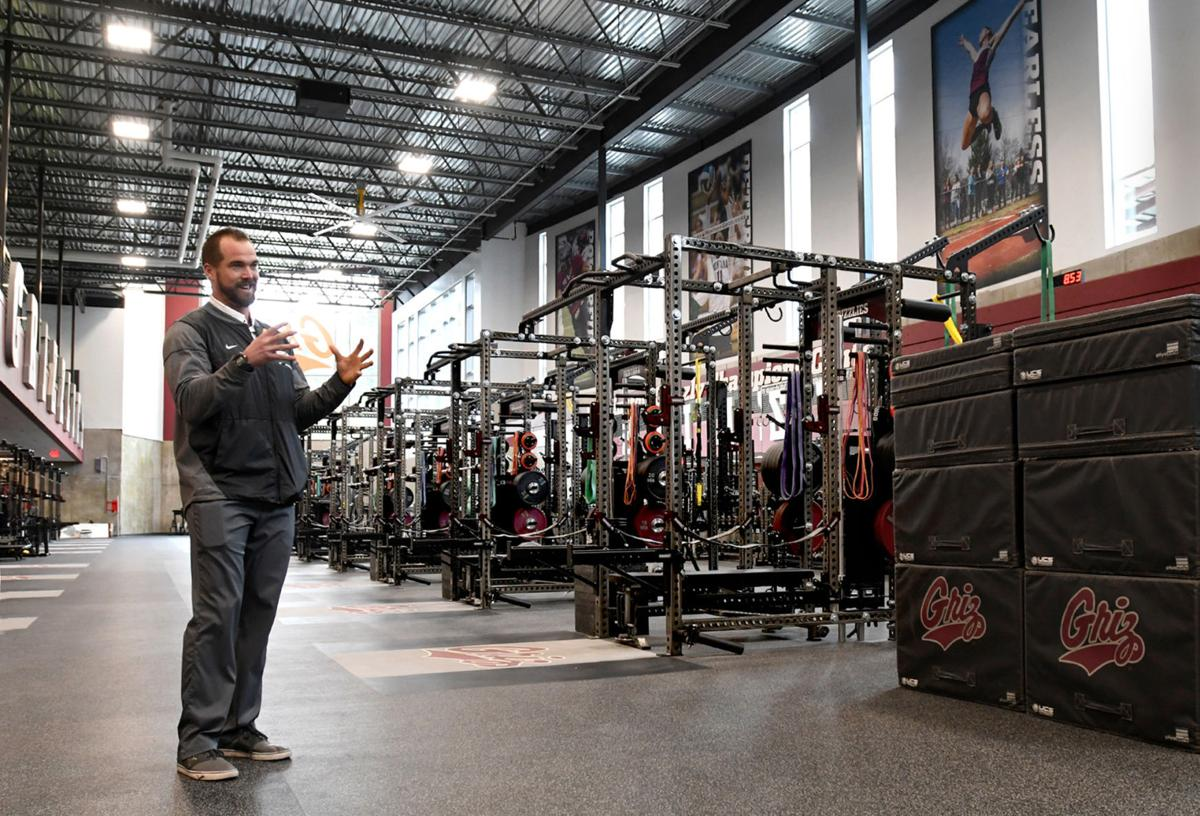 Ex Montana Football Strength And Conditioning Coach Matt Nicholson Details Move To Illinois State Um Grizzlies 406mtsports Com