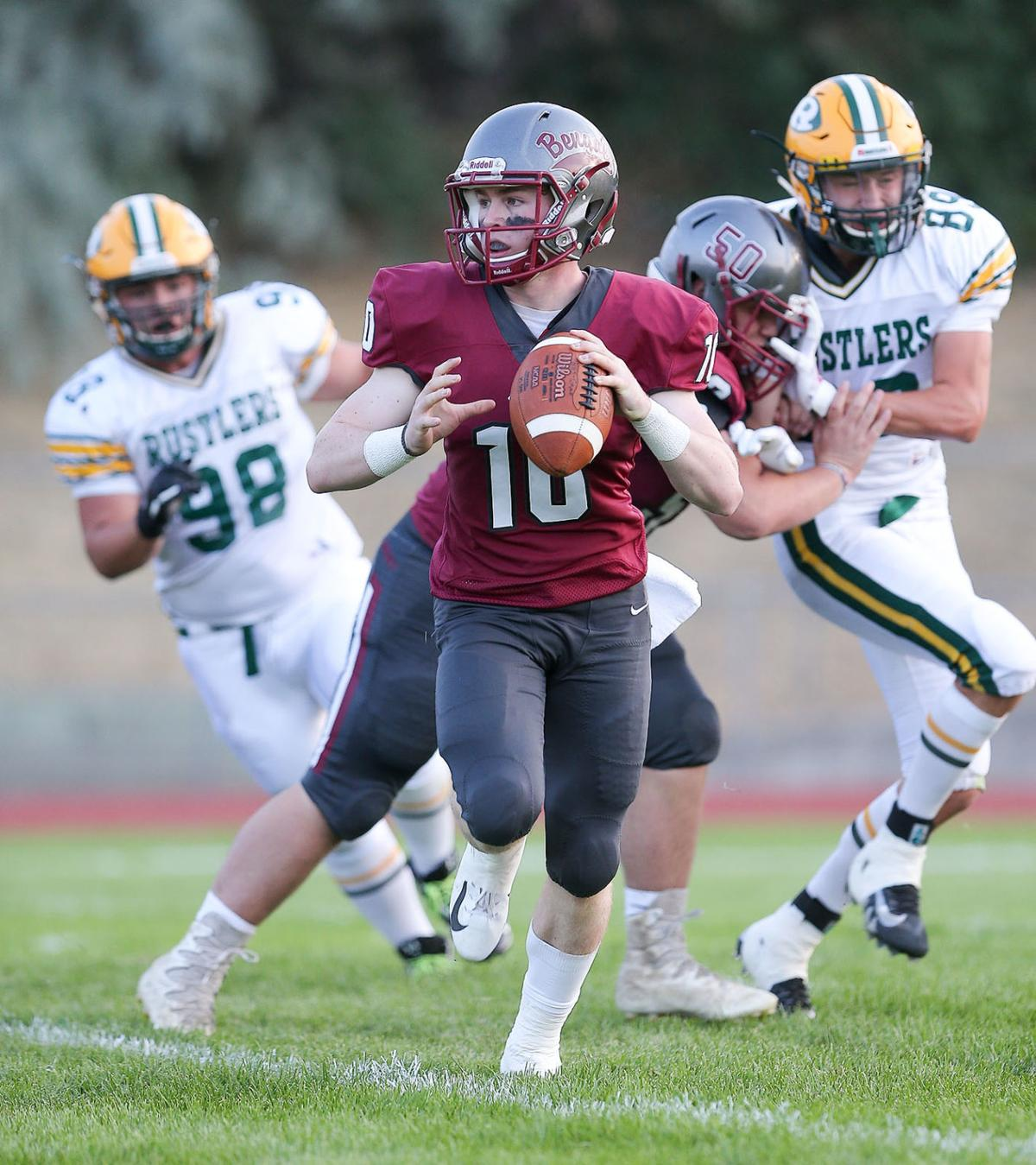 Helena Football Team Looking For Better Results Against