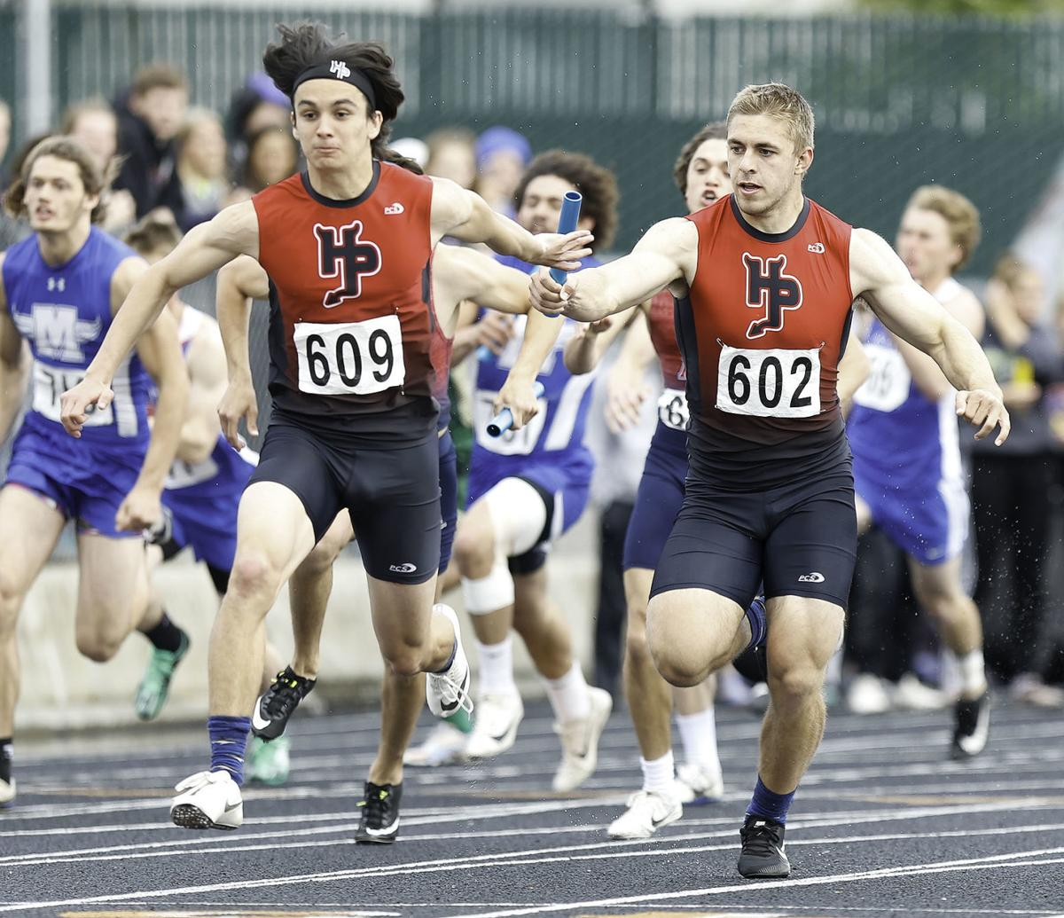 Huntley Project 4x100