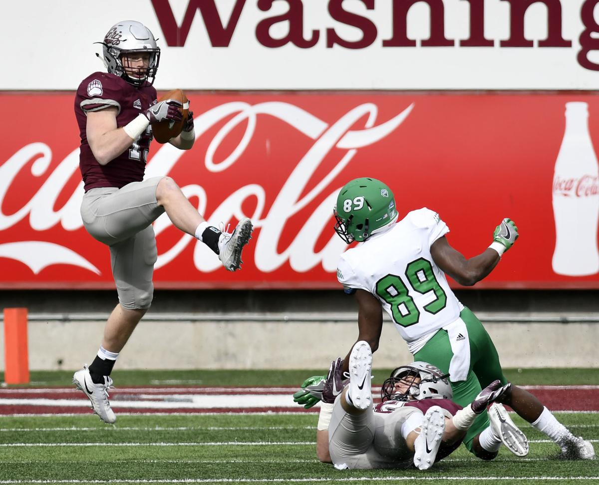 Grizzly Football Roster Full Of Montana Natives Highest Number Of