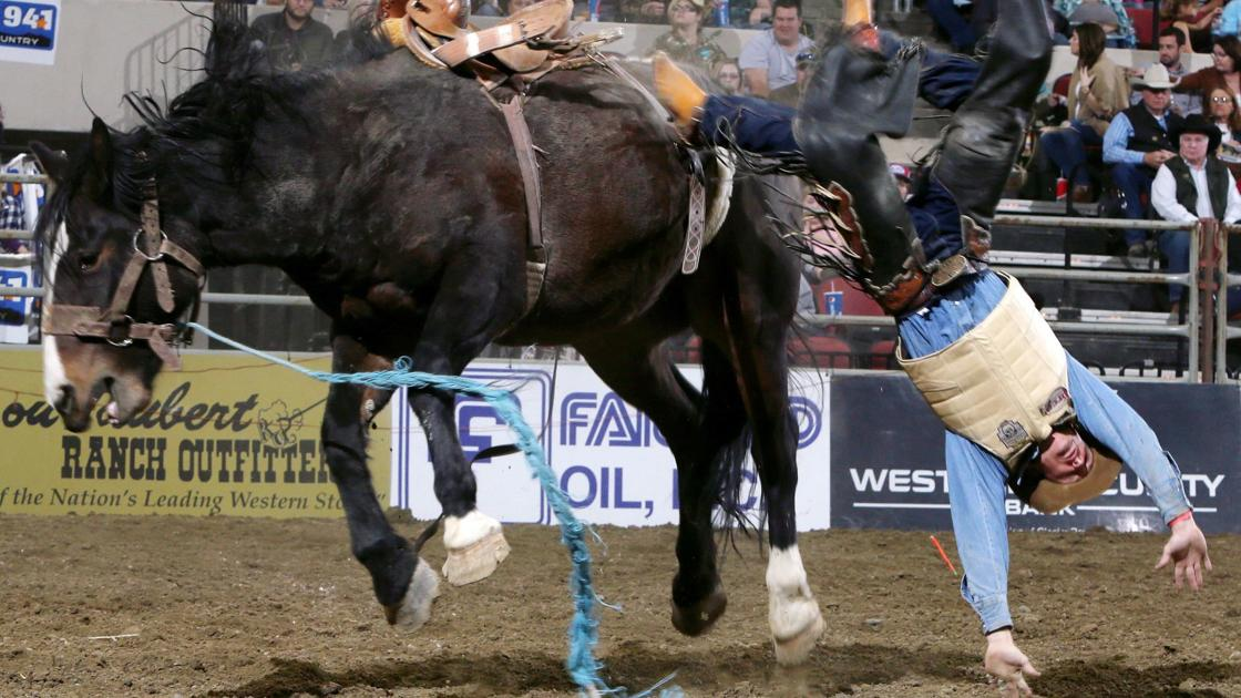 Photos Prca Nile Rodeo Saturday Rodeo 406mtsports Com