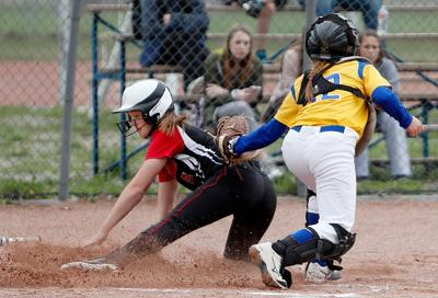 Huntley Project vs. Shepherd softball