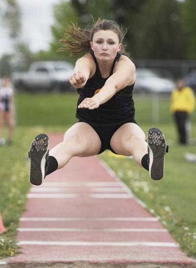 Western AA Divisional Track and Field