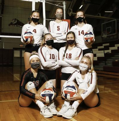 Helena High Volleyball