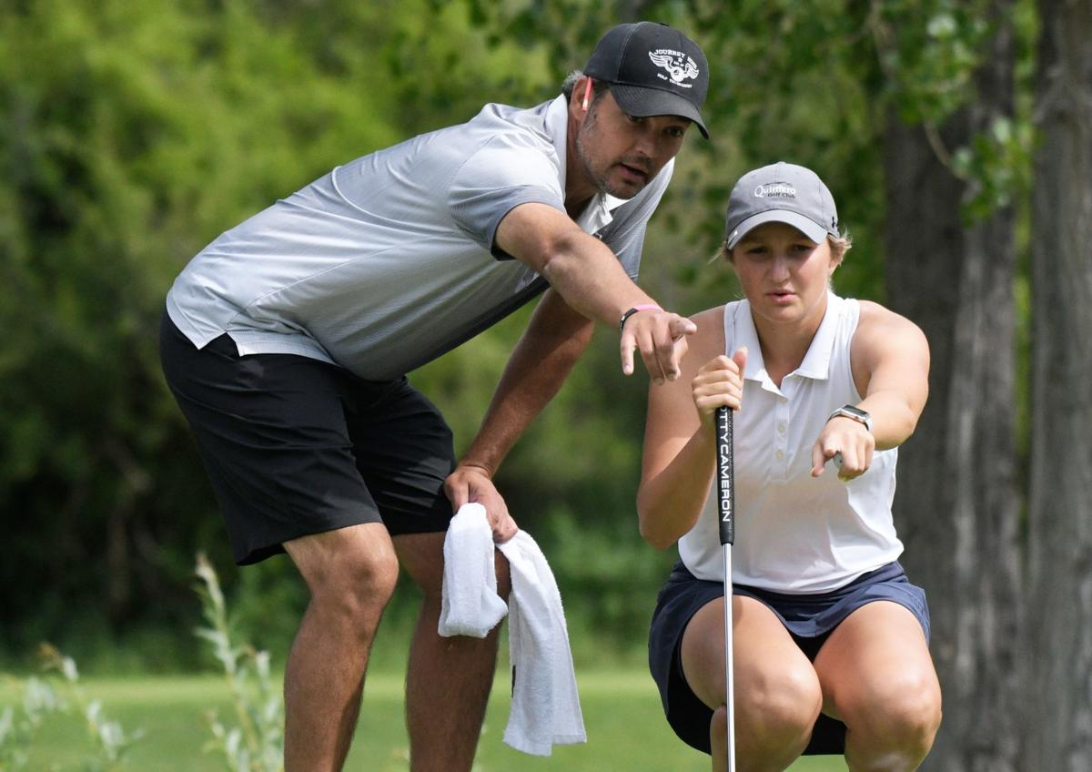 2019 Women's State Am golf tournament at Briarwood