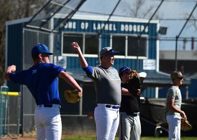Laurel Dodgers tryout