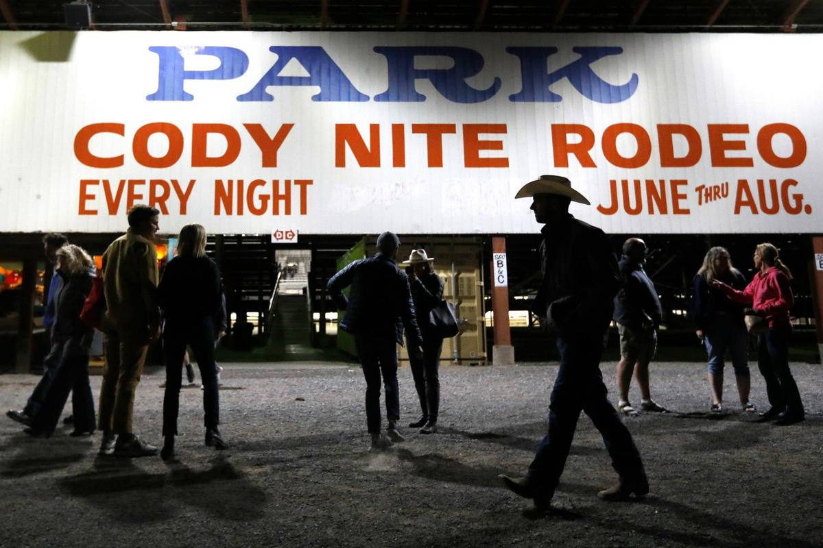 Cody Nite Rodeo Finals