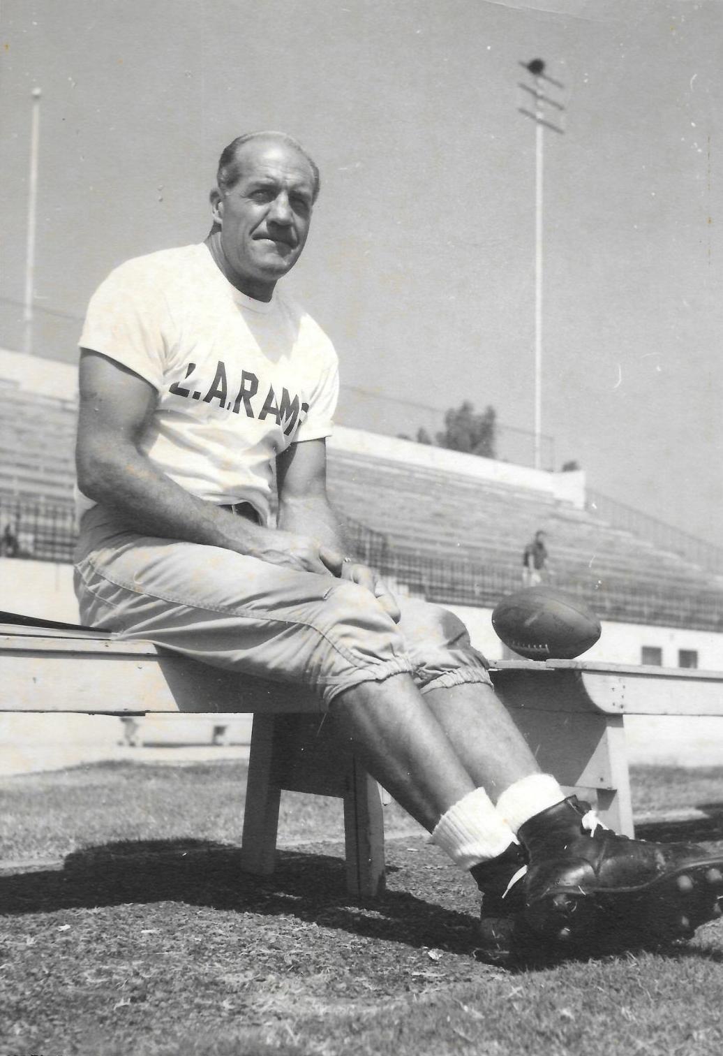 Vic Lindskog scout