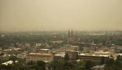 Smoke from Western Fires (copy)