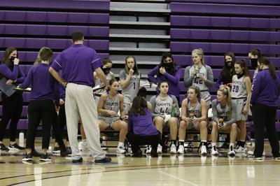 Carroll women's bench 2021