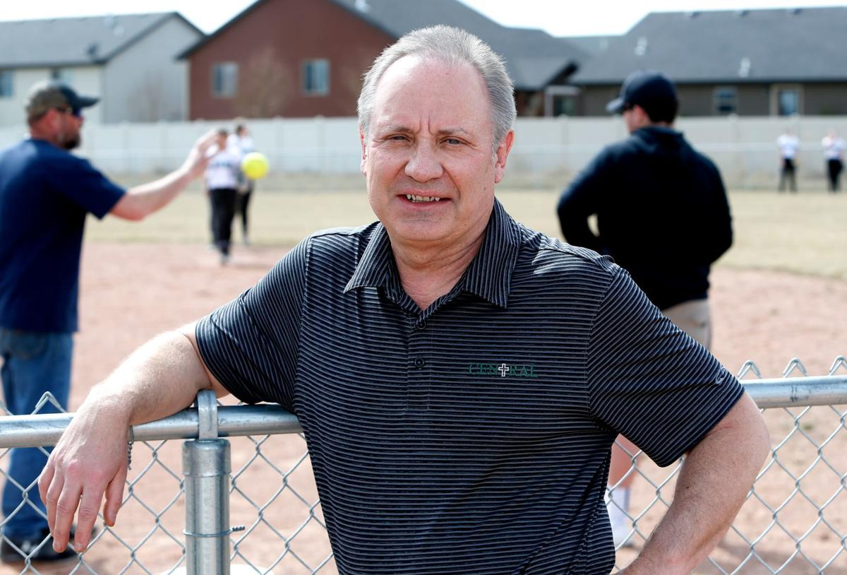 Billings Central Catholic Schools athletic director Richy Powell