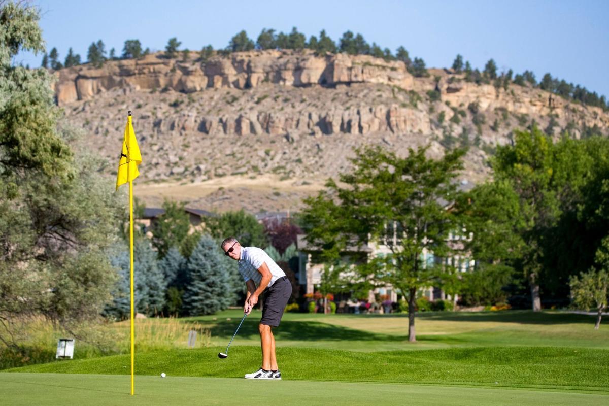 Montana State Senior Golf Tournament