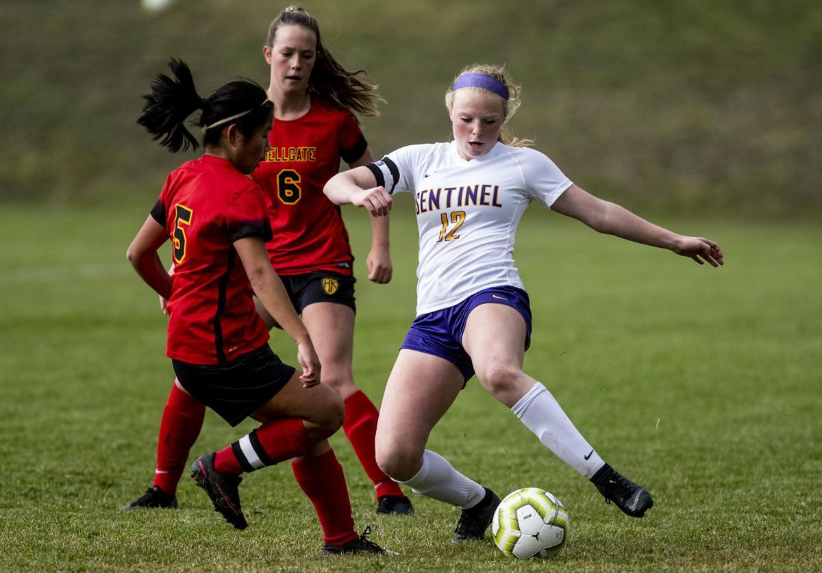 Sentinel vs. Hellgate girls soccer