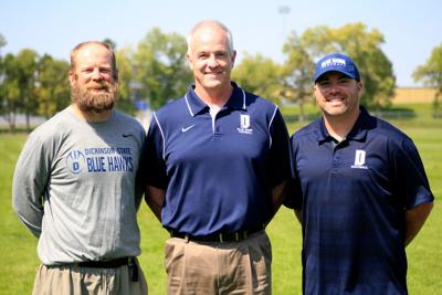 Dickinson State football coaches (copy)