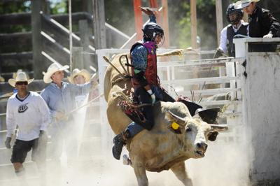 Augusta Rodeo Postponed From Flooding Set For Weekend