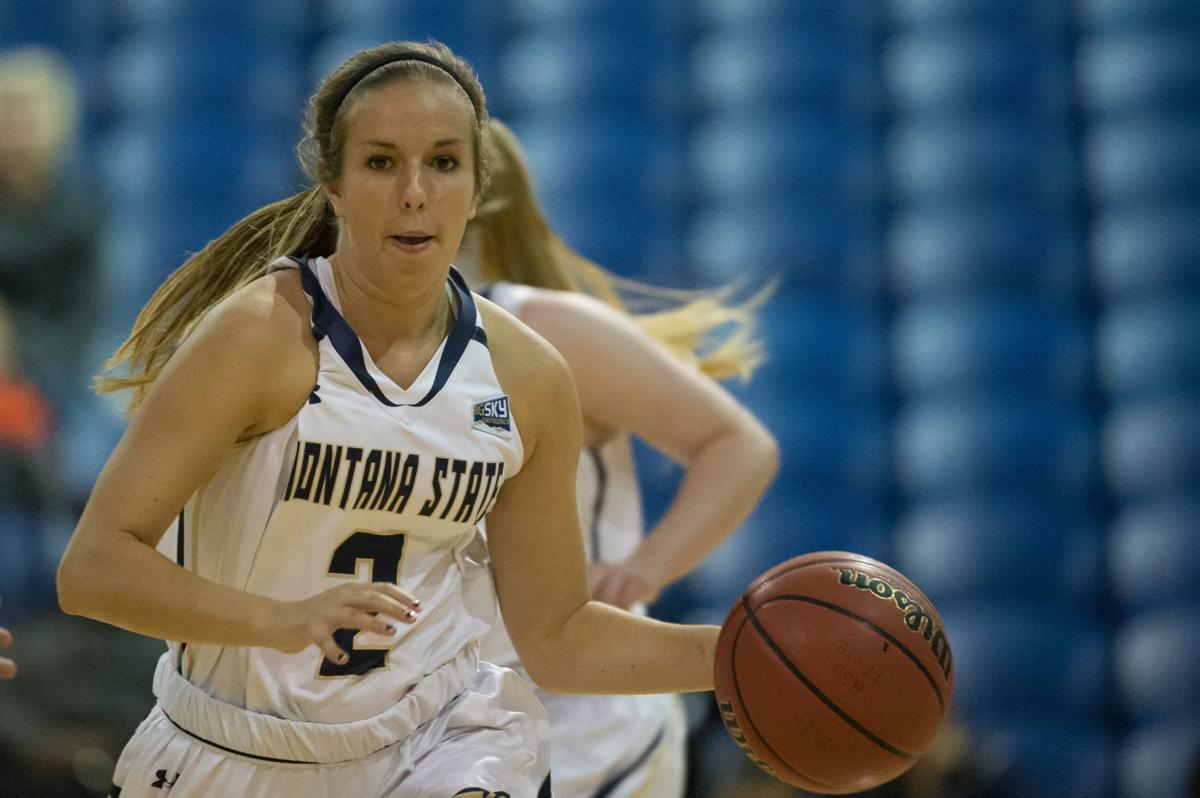 Montana State Prevails In Exhibition Fish Resentful Of