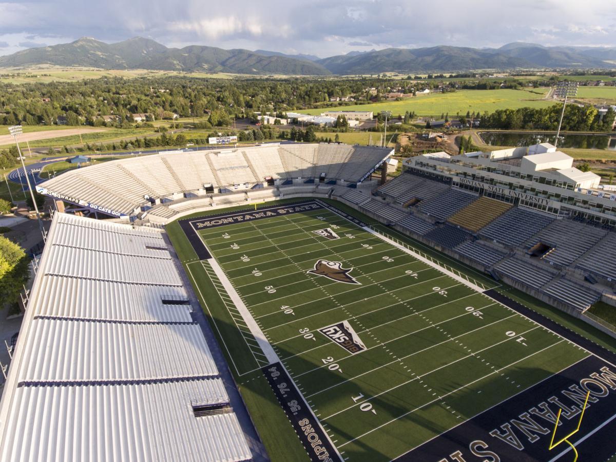 Bobcat Stadium Drone File