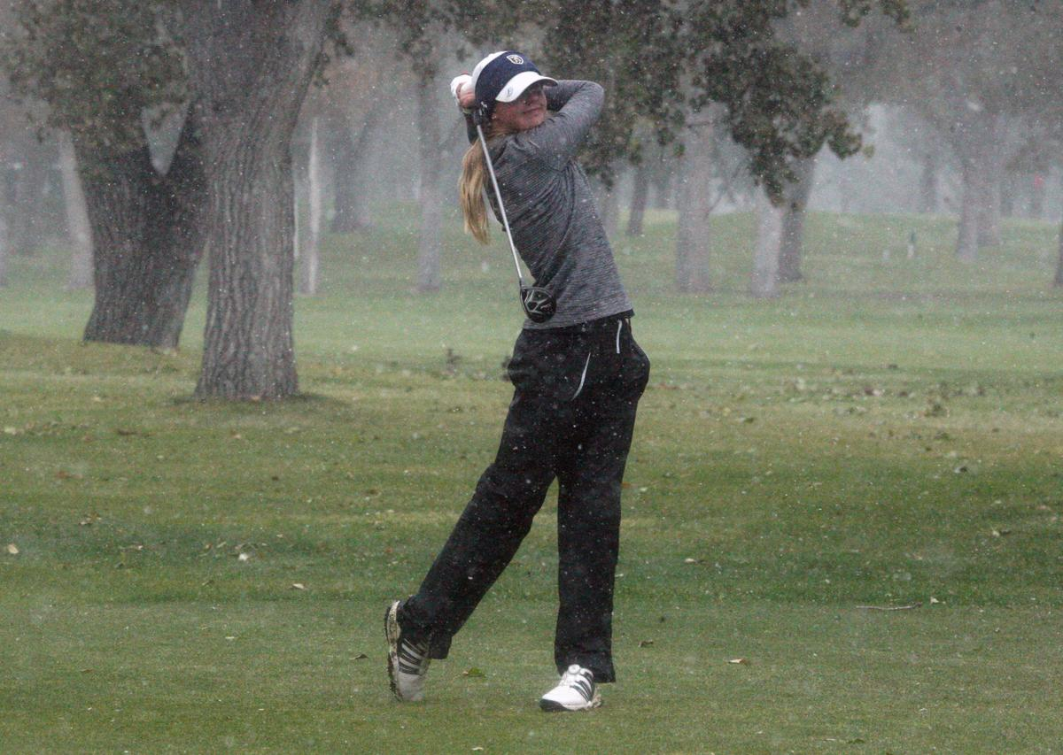State AA golf day 2: Carrie Carpenter