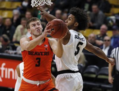 Oregon St Colorado Basketball