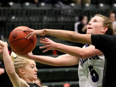 Butte vs. Billings West girls