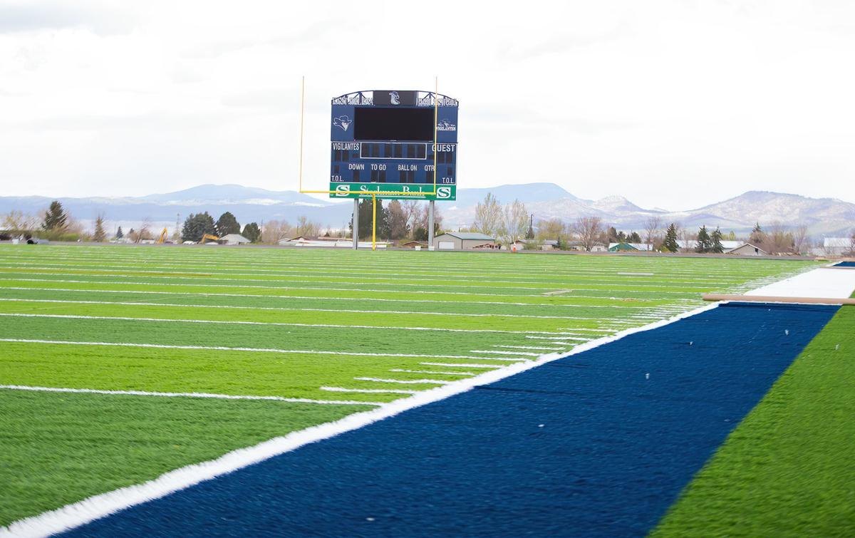 East Helena football field