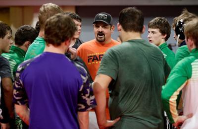 Colstrip coach Dan Valdez