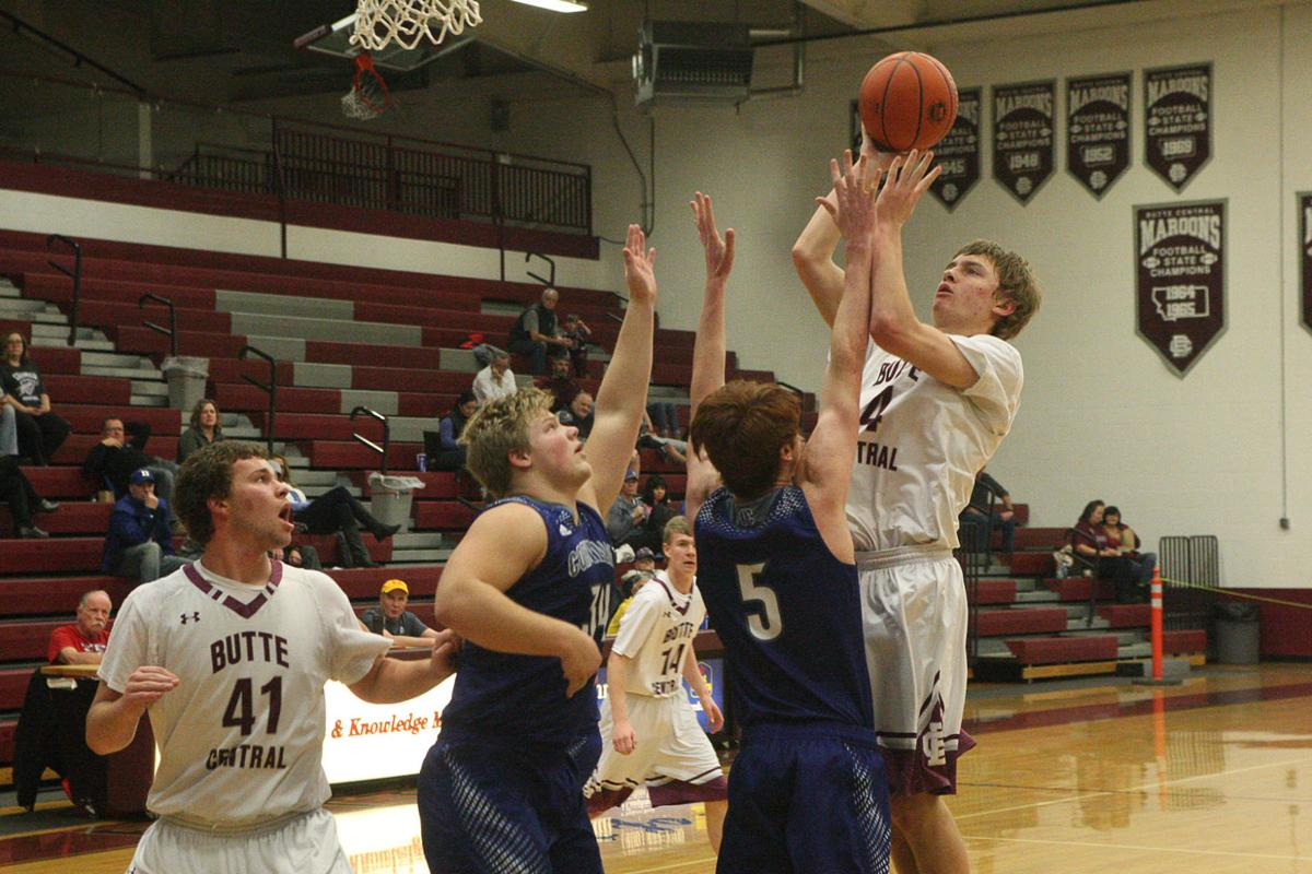 Lockdown Defense Drives Butte Central Boys To Win Over