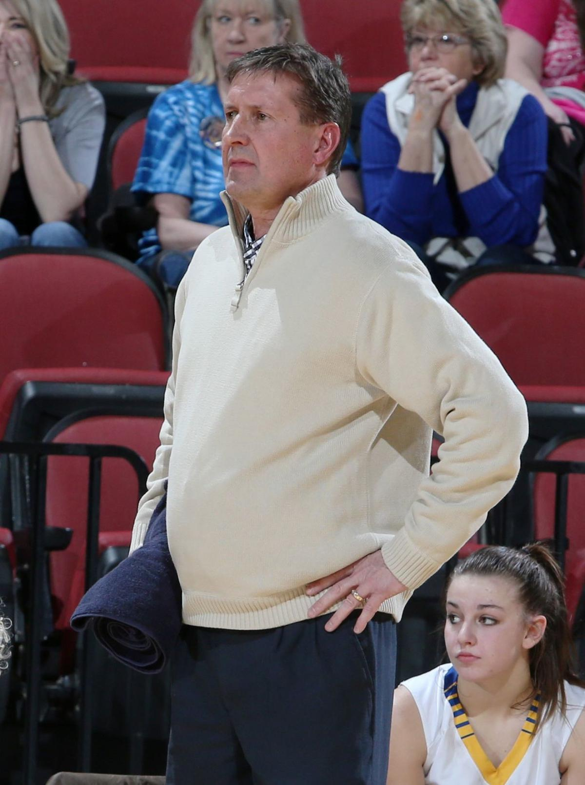 Coach Bill Lepley