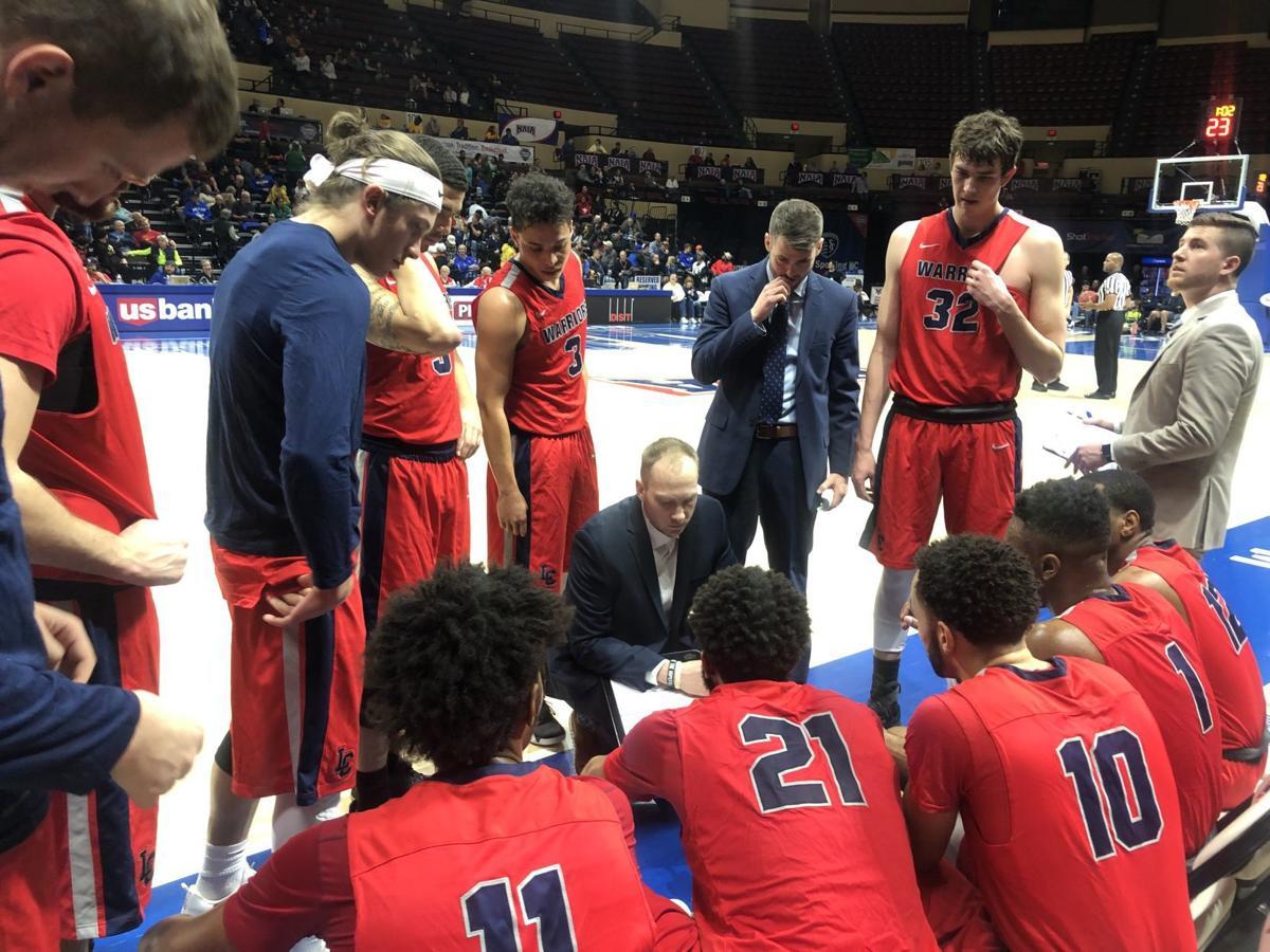 Lewis-Clark State Men's Basketball