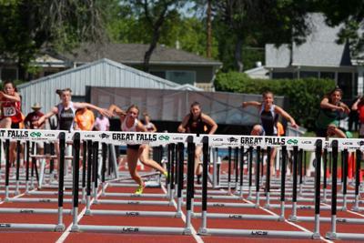 Class AA hurdles