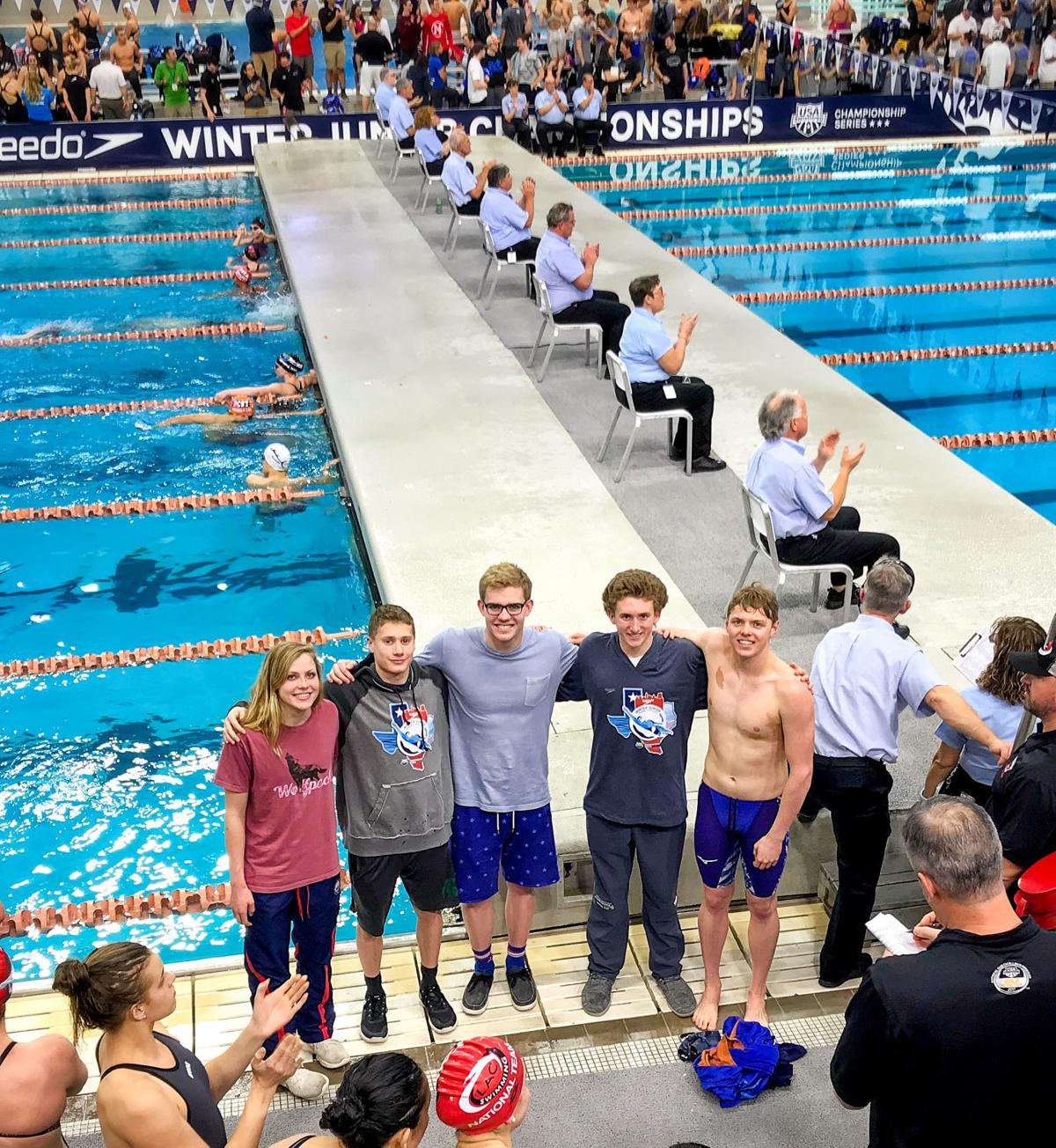 Helena Lions Swimmer Parker Keller Has Eyes Set On College And Olympic Dreams High School Swimming 406mtsports Com