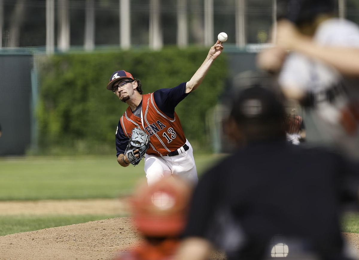 American Legion State AA Baseball