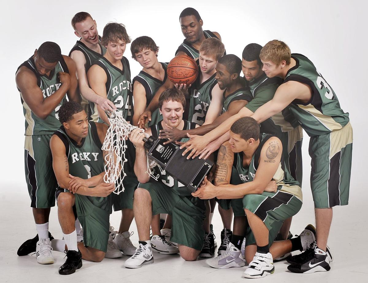 Rocky Mountain College won the NAIA men's basketball title in 2009