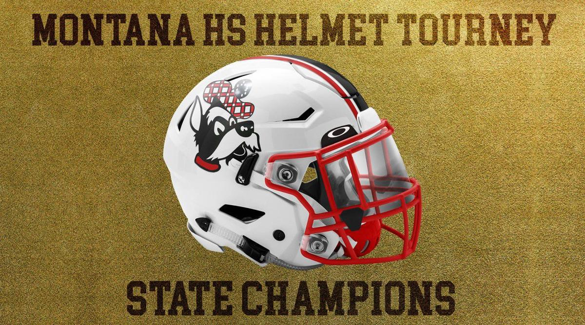 Glasgow state helmet champs