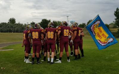Poplar football team