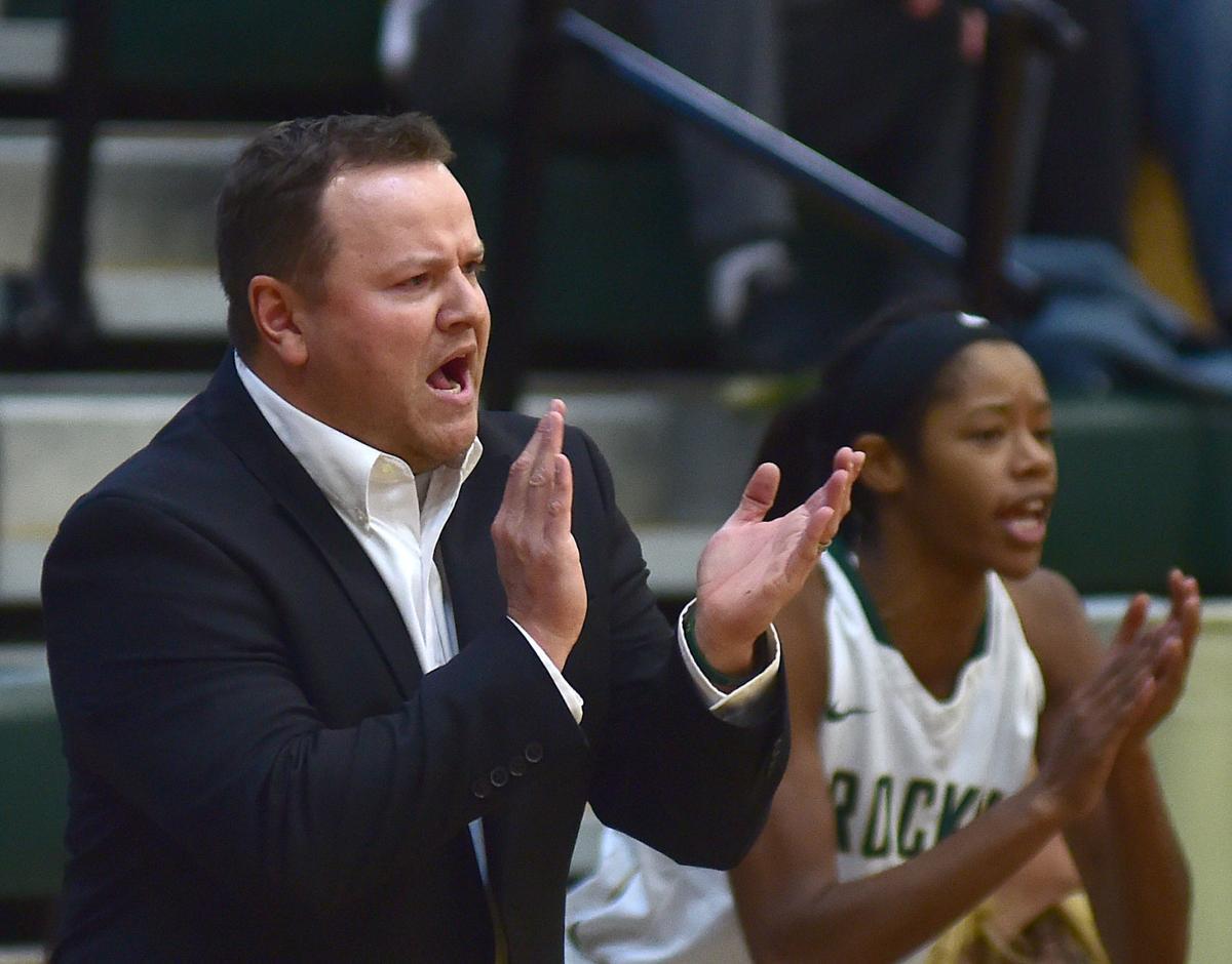RMC coach Wes Keller