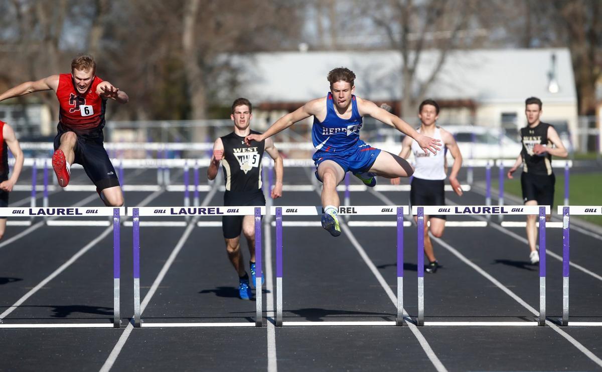 Casey Gunlikson 300 hurdles