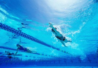 swimming stockimage