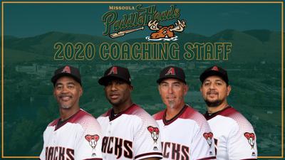 PaddleHeads 2020 Coaching Staff