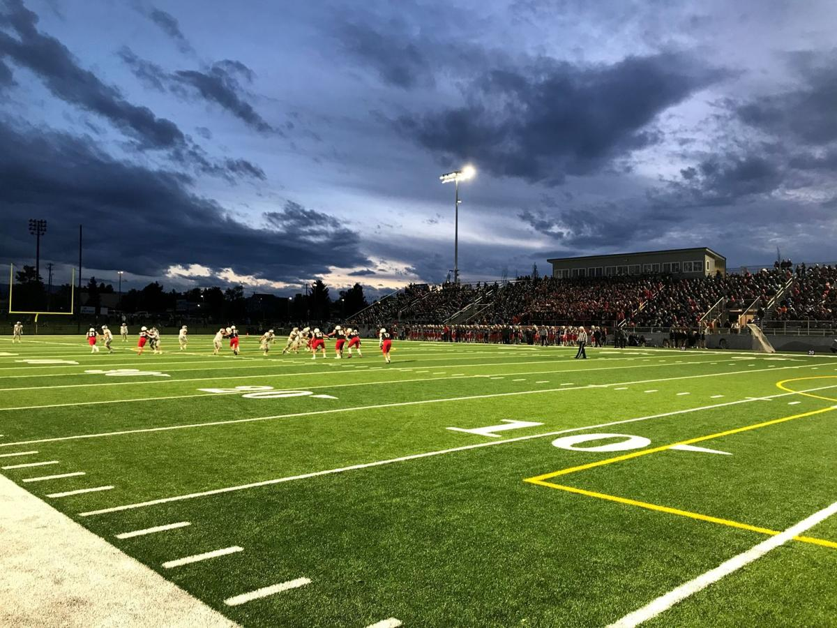 Bozeman High's new Van Winkle Stadium