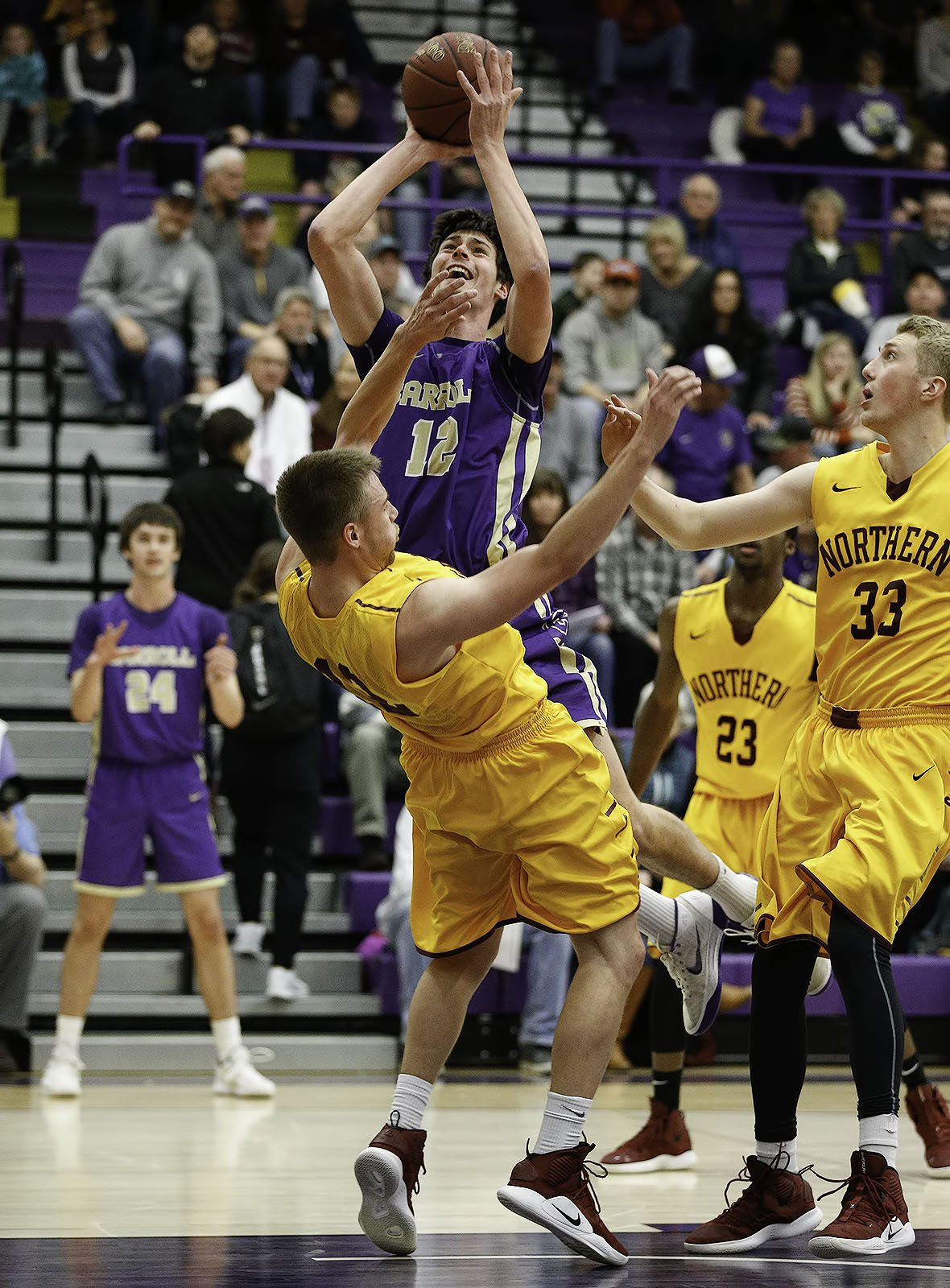 Carroll College Men S Basketball Wins 11 Straight After