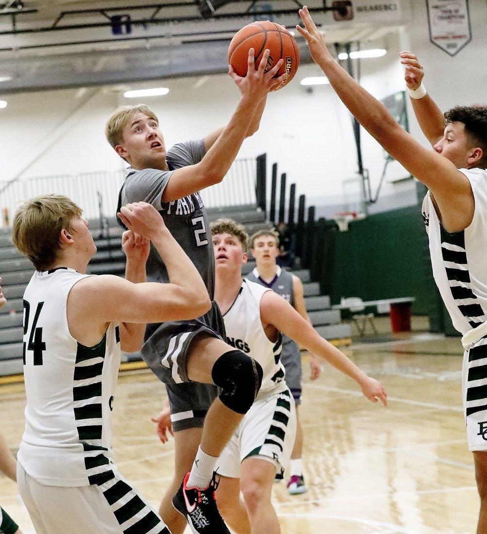 Boys basketball: Livingston at Billings Central