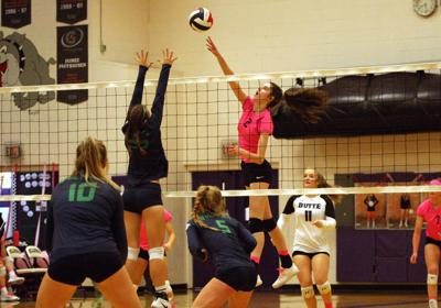 Butte High VB - Emma Field