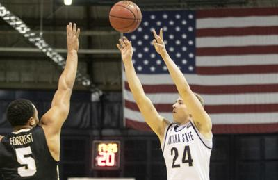 MSU v Idaho Men's Hoops