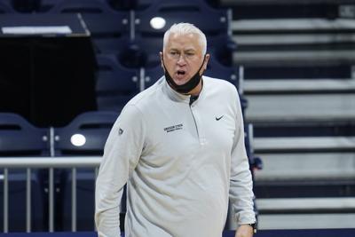 Wayne Tinkle Oregon St Oklahoma St Basketball