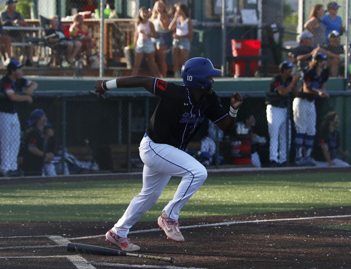 Royals V Scarlets Legion Baseball