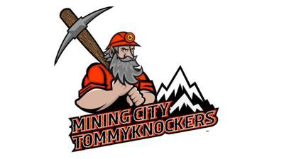 Mining City Tommyknockers logo