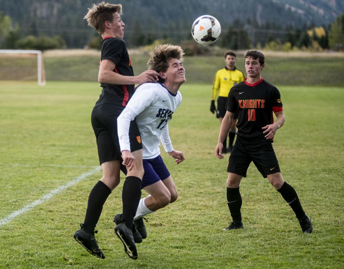 Sentinel vs. Hellgate boys soccer